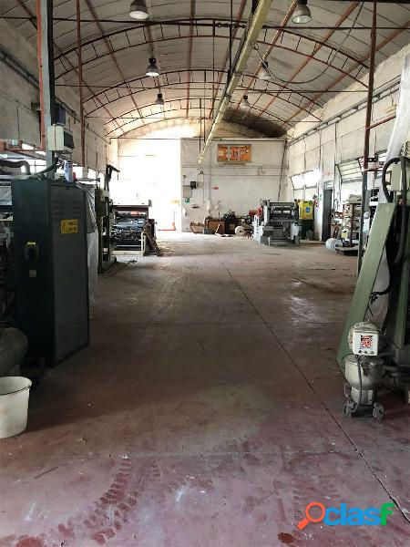 Capannone industriale artigianale