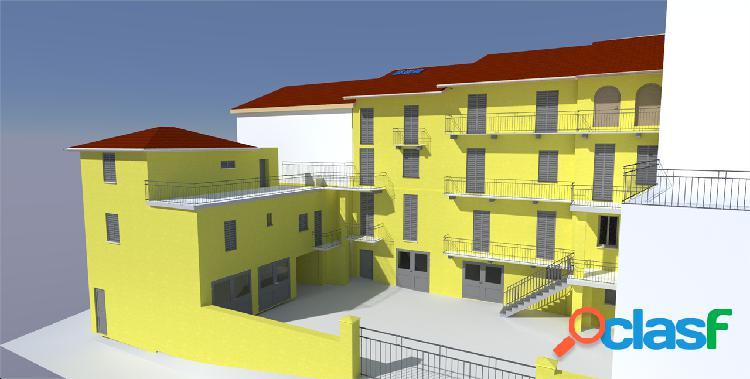 Appartamenti nuovi in un contesto storico