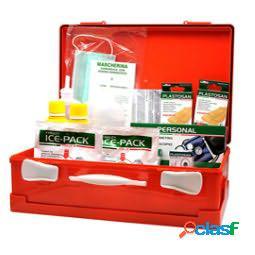Valigetta di pronto soccorso medic 2 - 39,5x27x13,5 cm - oltre 3 persone - arancio - pvs (unit vendita 1 pz.)