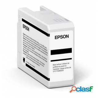 Epson t47a8, originale, inchiostro a base di pigmento, nero opaco, epson, surecolor sc-p900, 1 pezzo(i)