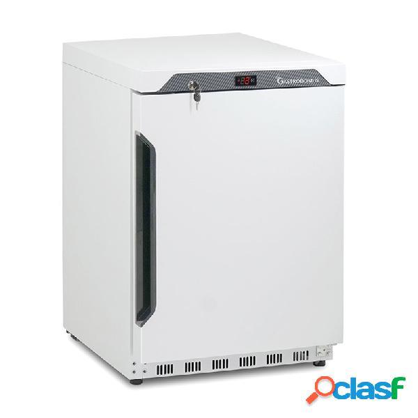 Armadio congelatore digitale temperatura -18°c/-22°c, capacità 120 lt