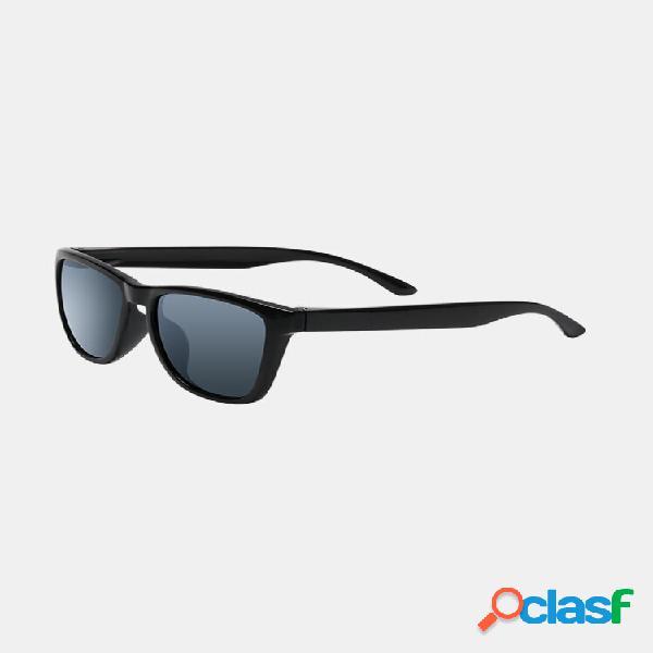 Originale xiaomi mijia classic occhiali da sole quadrati lente polarizzante tac autoriparante no scew sunglasse