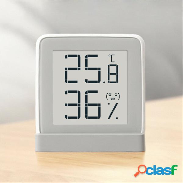 Misuratore di umidità della temperatura digitale intelligente sensore di umidità della temperatura dello schermo e-ink p