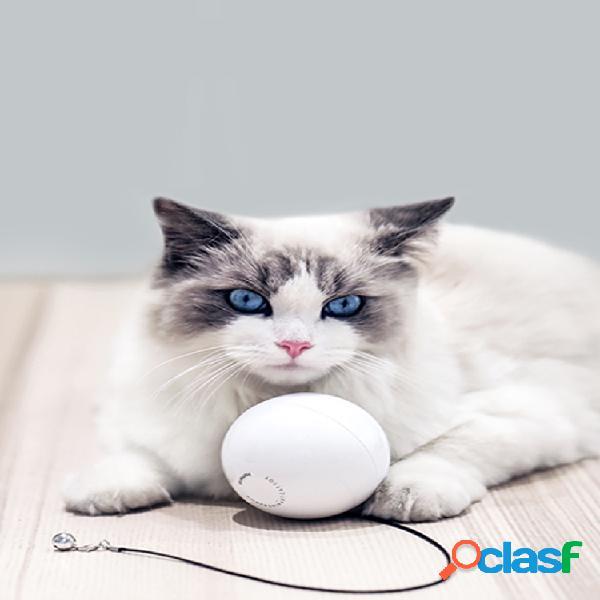 Homerun giocattoli interattivi intelligenti per animali domestici giocattoli automatici a sfera rotanti a 360 gradi