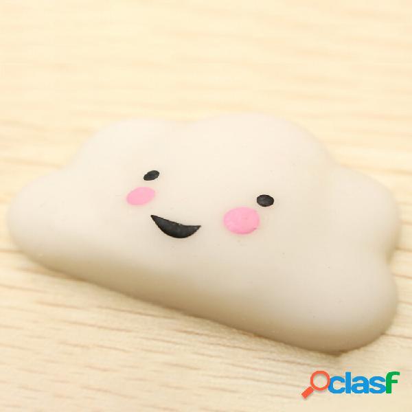 Mochi cloud squishy squeeze simpatico giocattolo curativo collezione kawaii decorazione regalo antistress