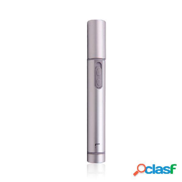 Naso elettrico unisex naso capelli trimmer naso in acciaio inossidabile capelli rimuovere il rasoio del tagliacapelli