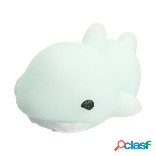 Squalo squishy squeeze simpatico giocattolo curativo collezione kawaii decorazione regalo antistress