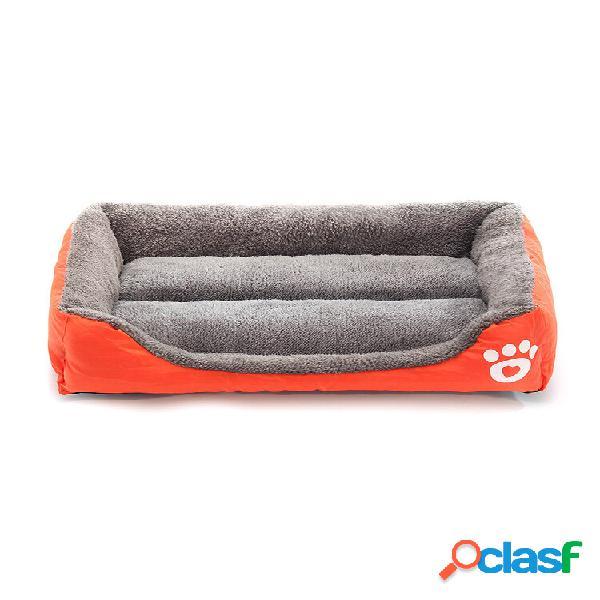 Xxxl pet dog cat bed puppy cushion house pet soft coperta calda per cuccia per cani