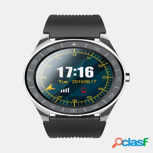 1.54 pollici full touch screen support carta sim bt chiama smart watch phone monitor del sonno modalità sportive multipl