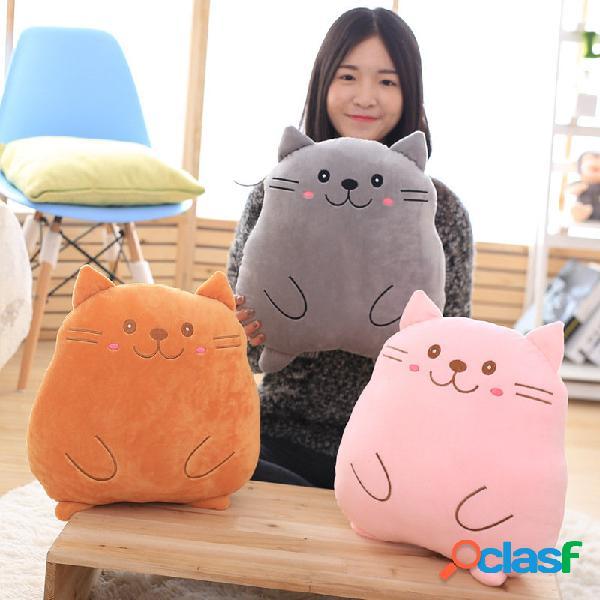 """15,7x11,8 """"cartone animato gatto peluche abbraccio cuscino cuscino decorativo per la casa soft cuscino giocattolo regalo"""
