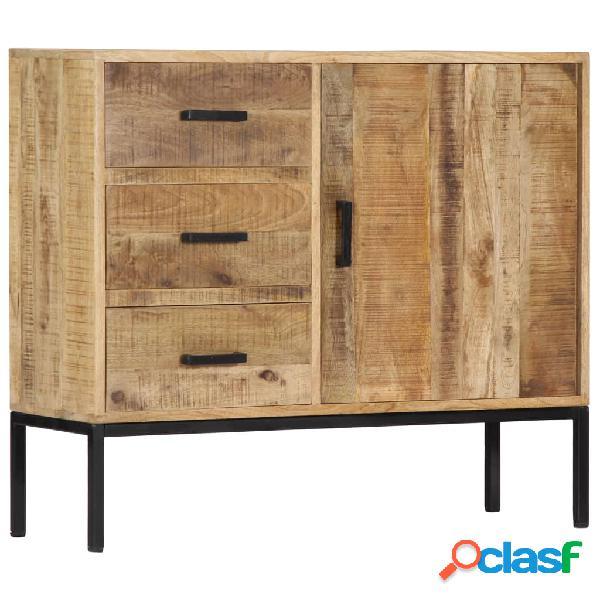 Vidaxl credenza 88x30x71 cm legno massello di mango