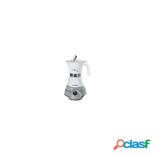Ariete macchina per caffè espresso moka aroma 400 w bianco