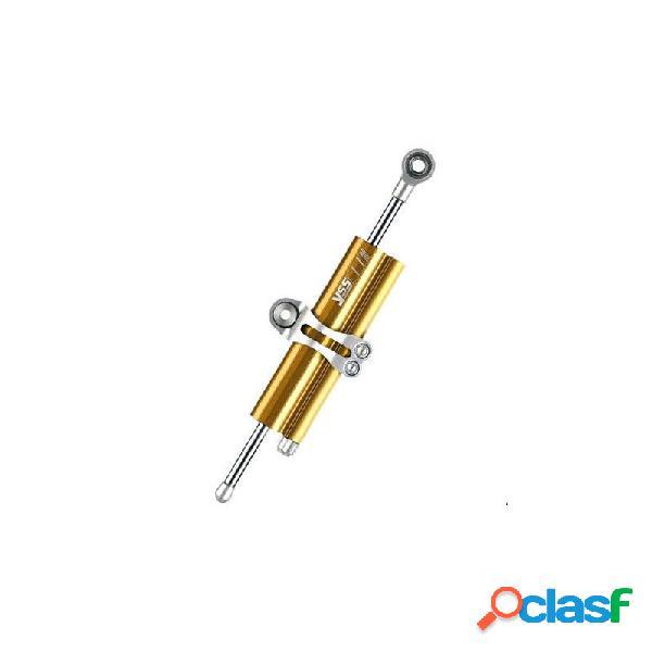 Ammortizzatore di sterzo yss 120mm oro