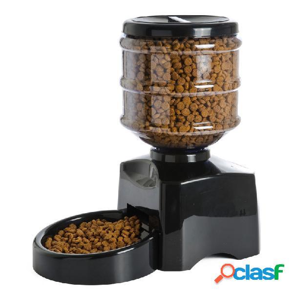 Camon - distributore automatico di cibo per cani e gatti misure 38.8 x 21.8 x 38.6 cm - peso a vuoto 1,7 kg