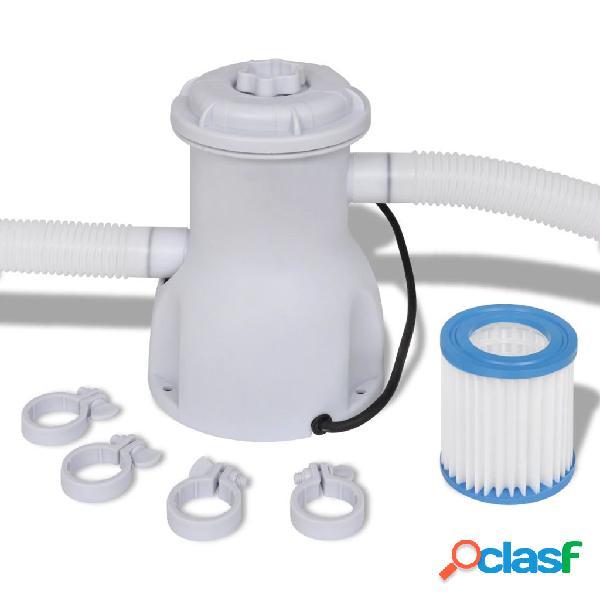 Vidaxl filtro con pompa per piscina 1135 l / h