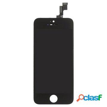 Display lcd per iphone 5s - nero - grade a