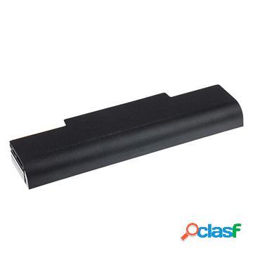 Asus laptop batteria - n73, n71, x77, x72, k73, k72, a72 series - 4400mah