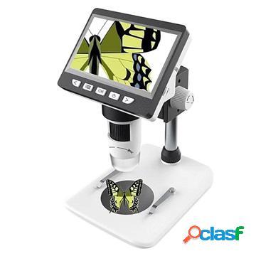 Inskam307 1000x microscope with fullhd lcd display 4.3