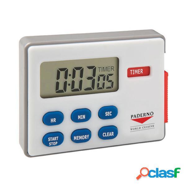 Timer digitale countdown, peso 0,07 kg