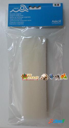 Askoll spugna di ricambio per filtro pratiko 200/300