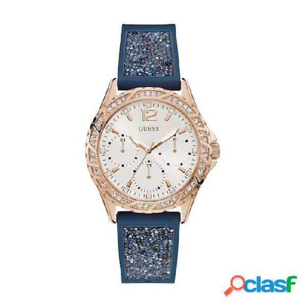 Guess orologio donna cinturino in gomma mod. W1096L4