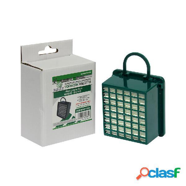 Filtro igienico aspirapolvere folletto cod. 00802739