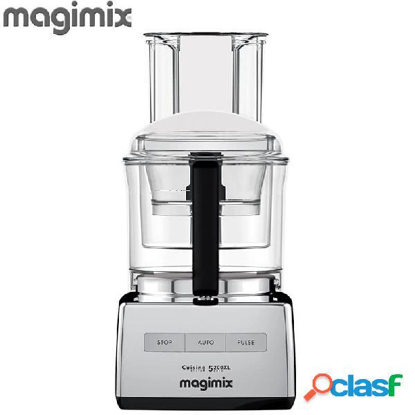 Magimix cuisine system 5200 xl robot cucina multifunzione cromato
