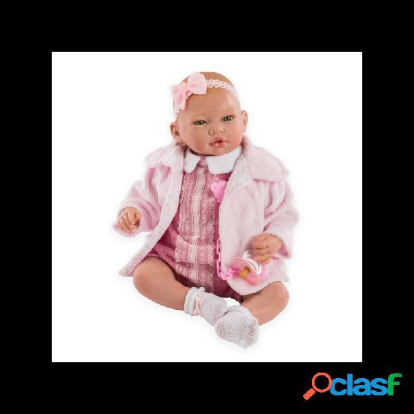 Bambola reborn muñecas guca emma