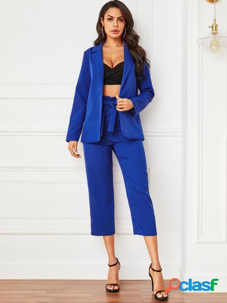 Yoins cinturino elastico yoins royal cintura design a vita alta pantaloni