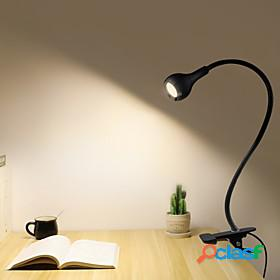 Desk lamp led / new design / cool simple / modern contemporary usb powered for study room / office / office metal dc 5v