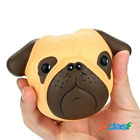 Squishy squishies squishy toy squeeze toy / sensory toy jumbo squishies stress and anxiety relief super soft slow rising dog animal for boys' girls' kid's adul