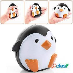 Squishy squishies squishy toy squeeze toy / sensory toy jumbo squishies stress reliever 1 pcs fairytale theme penguin fantacy animal stress and anxiety relief
