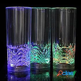 Led drinkware led night light waterproof battery 1pc