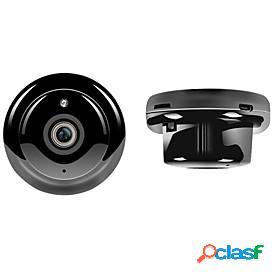 Sdeter hd 1080p wireless mini wifi camera home security lighting camera ip cctv surveillance camera ir night vision two way audio motion detect baby monitor p2