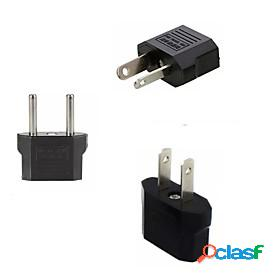 European eu power electric plug adapter american china japan au to us eu to us us to eu euro travel adapter ac power cord charger sockets outlet