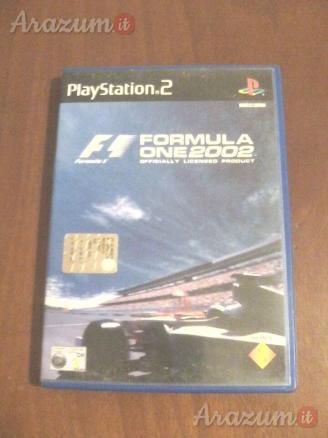 Giochi playstation 2 formula uno