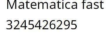 Matematica e fisica scienze e materie scientiiche