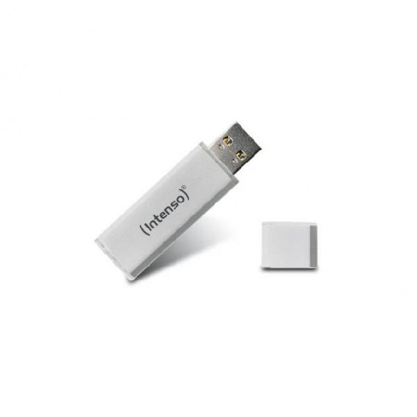 Memoria usb intenso 3531490 usb 3.0 64 gb bianco