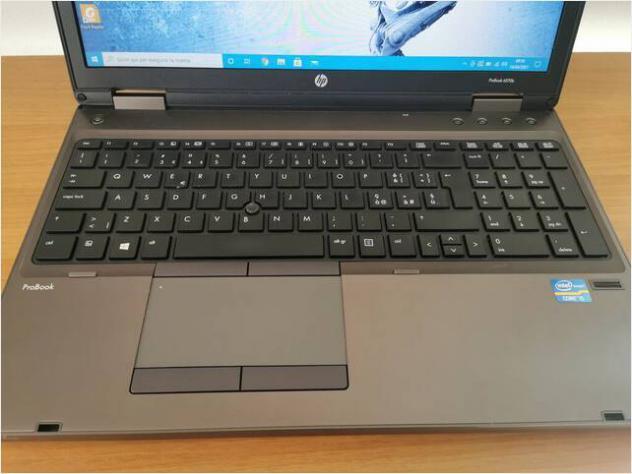 """Pc portatile hp probook 6570b - 15.6"""" core i5 usato"""