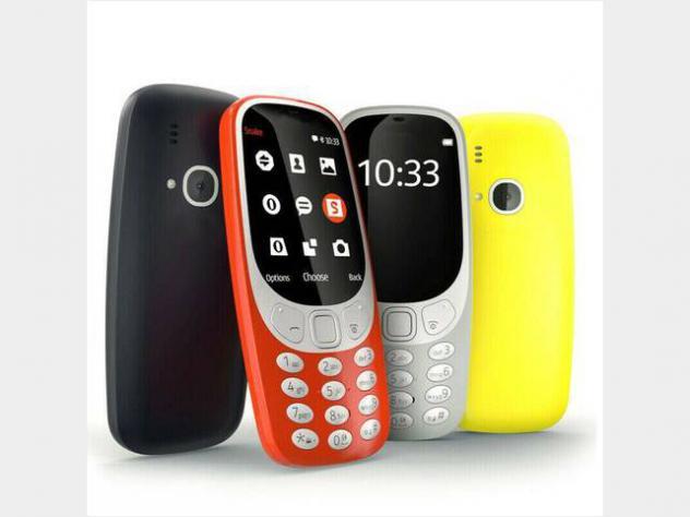 Telefono cellulare nuovo