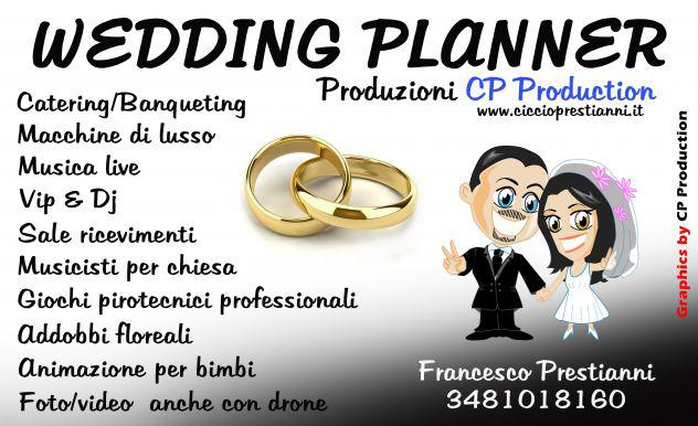 Wedding planner by la cp production