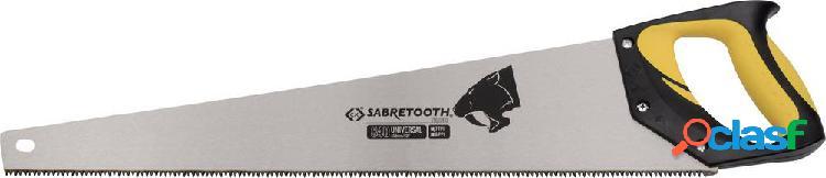 C.k. sabretooth trade t0840 22 sega a mano per legno 645 mm