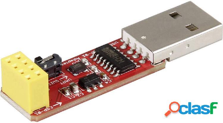 Scheda di sviluppo raspberry pi® erweiterungs-platine sbc-esp8266-prog arduino, banana pi, cubieboard, pcduino, raspberry pi®, raspberry pi® 2 b, raspberry pi®