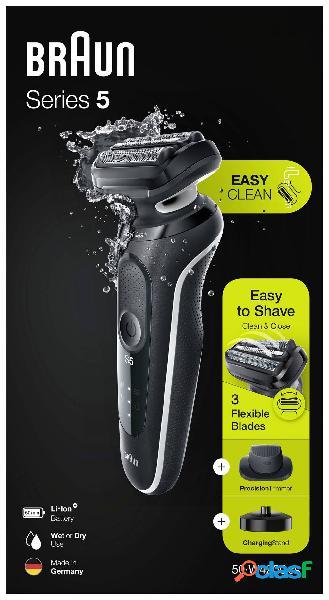 Braun 50-w4200cs rasoio elettrico a lamine