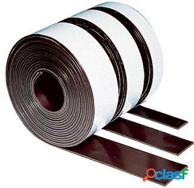 Legamaster nastro magnetico (l x l) 3 m x 19 mm marrone 1 pz. 7-186300