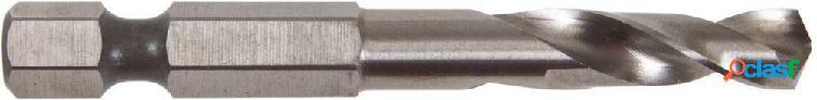 Metabo 627515000 punta a spirale per metallo 1 pezzo lunghezza totale 47 mm 1 pz.