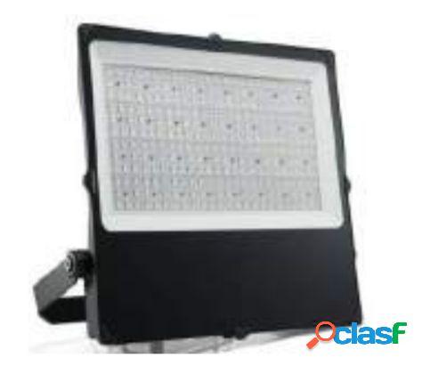 Proiettore led giove nero 400w 66000lm 6000k ip66 52,4x54,5x6,4cm led-giove-400