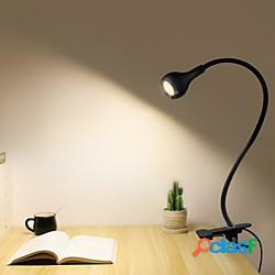 Lampada da scrivania con led / nuovo design / fantastico semplice / contemporaneo moderno alimentazione usb per sala studio / ufficio / ufficio metallo dc 5v lightinthebox