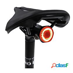 Led luci bici luce posteriore per bici led bicicletta ciclismo impermeabile duraturo batteria li-ion ricaricabile / usb ciclismo / ipx 6 lightinthebox