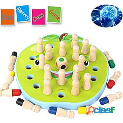 Giochi da tavolo gioco educativo di legno giochi in famiglia interazione tra genitori e figli interazione familiare intrattenimento domestico bambino per bambini ragazzi e ragazze giocattoli